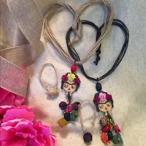 Handmade ethnic necklaces